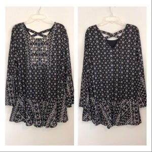 💕Beautiful Style & Co Floral Tunic💕